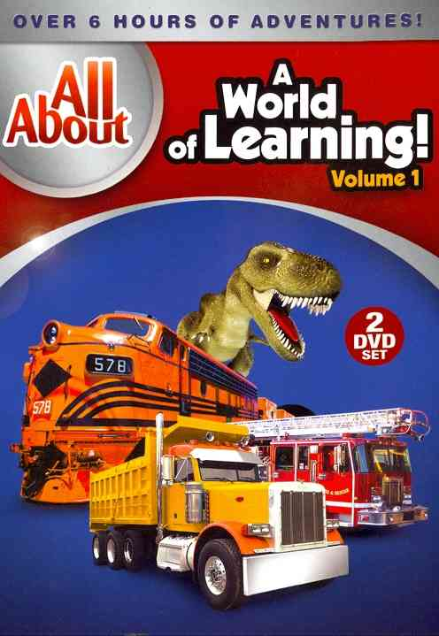 ALL ABOUT:WORLD OF LEARNING VOL 1 (DVD)