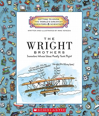 The Wright Brothers By Venezia, Mike